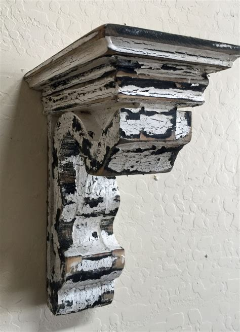 Antique Wooden Corbels antique style corbel wooden corbel country corbel