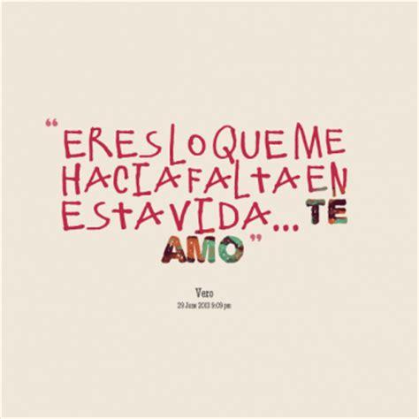 Te Amo Quotes In Quotesgram te amo mucho quotes quotesgram