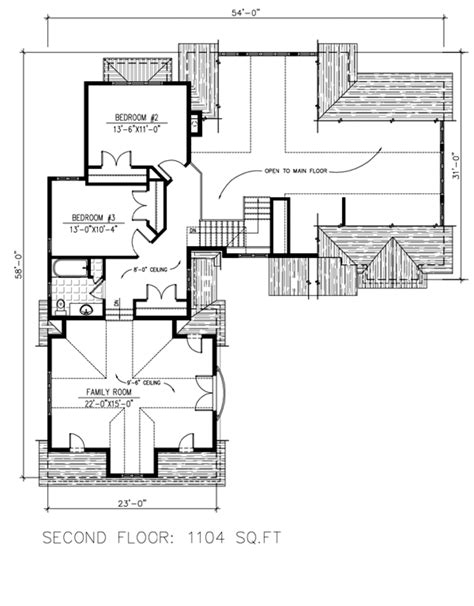 cape cod plan 2 151 square feet 4 bedrooms 3 bathrooms 7922 00147 traditional style house plan 3 beds 2 5 baths 2657 sq ft
