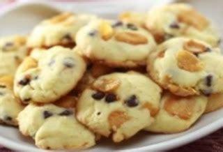 membuat kue kering cornflakes resep cara membuat kue kering cokelat cornflake terenak