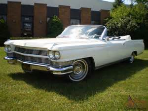 1964 Cadillac Eldorado 1964 Cadillac Eldorado Biarritz Convertible