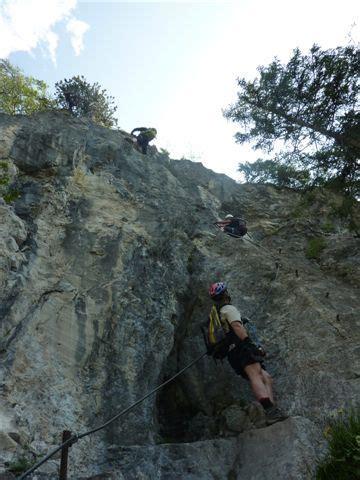 Foto Lu Hias hias und siega klettersteig in der silberkarklamm 13 07