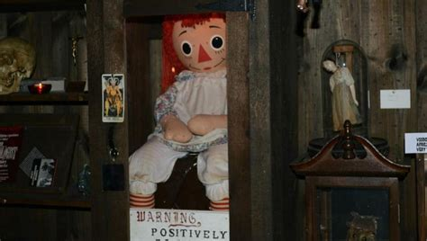 the conjuring 2 annabelle doll demonic possession cries for help read the chilling true