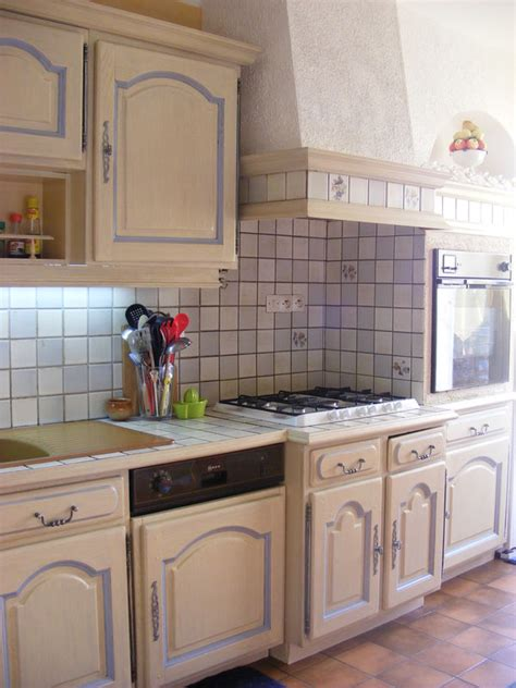 relooker une cuisine rustique en ch麩e mobilier table relooker une cuisine rustique en ch 234 ne