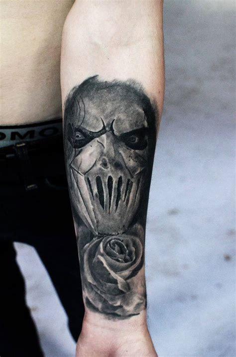 slipknot tattoo designs 12 slipknot tattoos on forearm