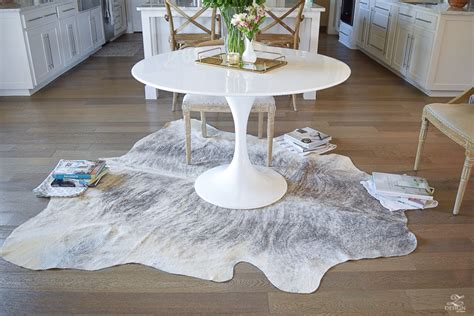 How To A Cowhide Rug by How To Get The Curl Out Of A Cowhide Rug Zdesign At Home