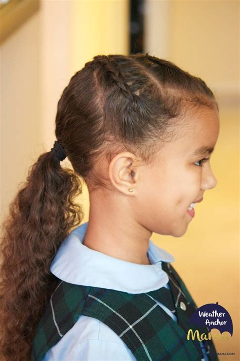 braids that lead into a ponytail curly hairstyle of the week dutch braids into a ponytail