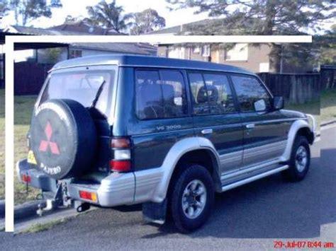 1993 used mitsubishi pajero nj gls wagon car sales