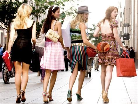 shopping dress di times square summer sales in barcelona
