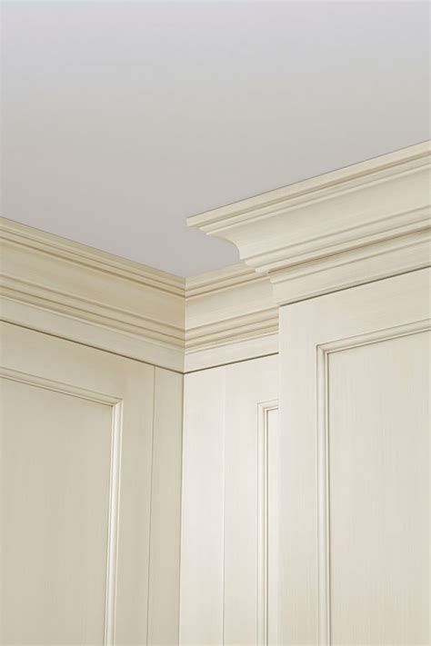 sophisticated crown moulding with dentil in kitchen medium crown moulding kitchen craft cabinetry