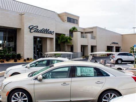 Val Ward Cadillac by Val Ward Cadillac Fort Myers Fl 33907 Car Dealership