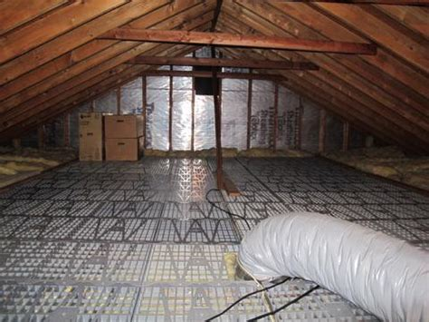 attic dek       center attic flooring panels