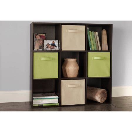 closetmaid cubeicals 9 cube organizer for 38 96 walmart