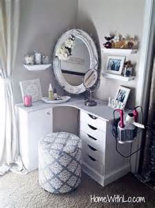 corner makeup vanity with mirror 19 best makeup vanity ideas and designs for 2017