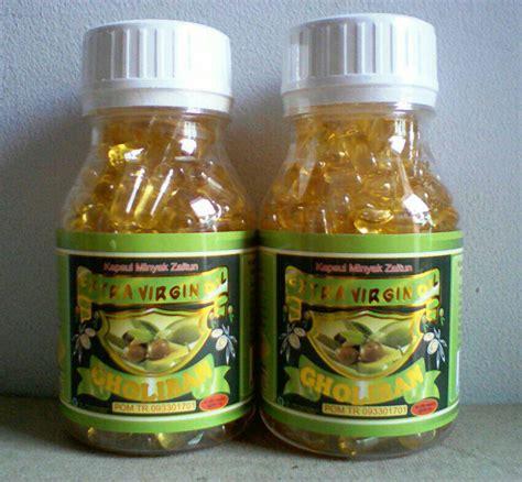 Minyak Zaitun Kapsul kapsul minyak zaitun gholiban isi 200