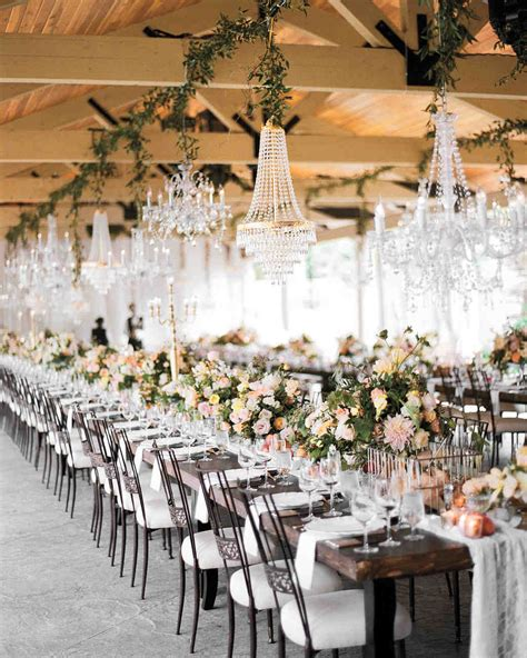 Wedding Decorating Ideas by 47 Hanging Wedding D 233 Cor Ideas Martha Stewart Weddings