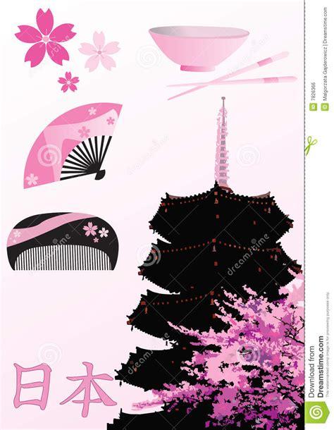 free design japan japanese design elements royalty free stock image image