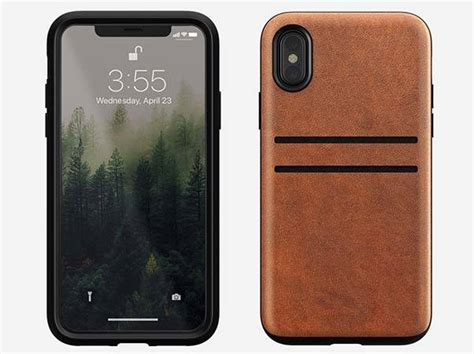 Nomad Wallet Card For Iphone X nomad wallet iphone x leather gadgetsin