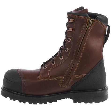 boots for timberland pro caprock alloy toe work boots for