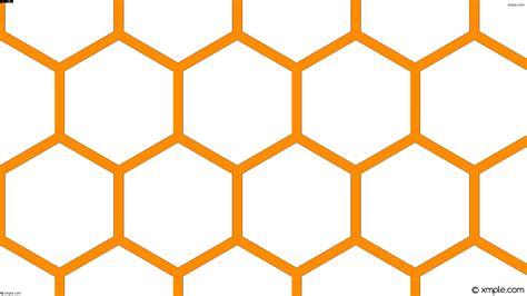 orange and white l wallpaper beehive orange hexagon honeycomb white ffffff