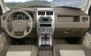 2007 Jeep Patriot Interior Car And Driver