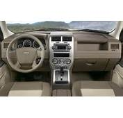 2007 Jeep Patriot Interior