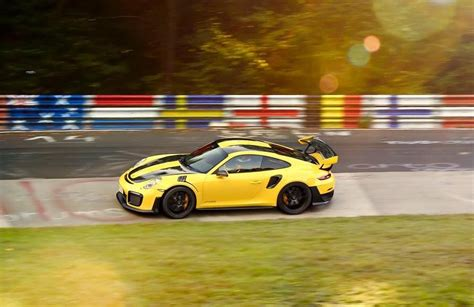 Porsche Nurburgring Times by Porsche Hints Nurburgring Lap Record With 911 Gt2 Rs
