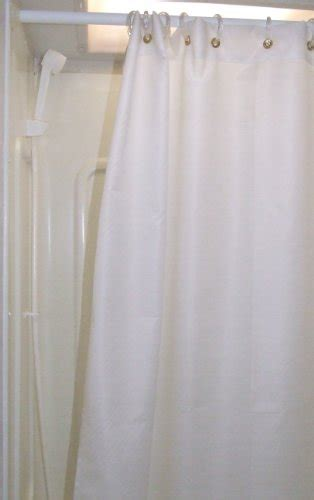 47x64 Shower Curtain Rv Shower Curtain Shorter And