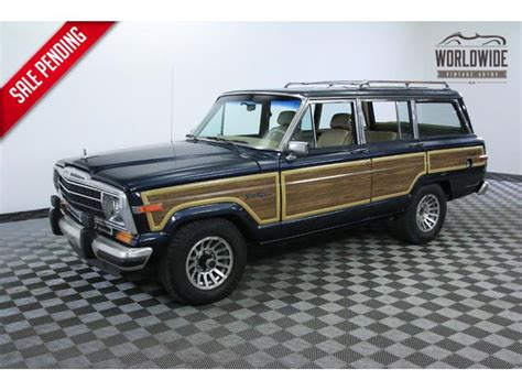 Vintage Jeep Wagoneer Classifieds For Classic Jeep Wagoneer 23 Available