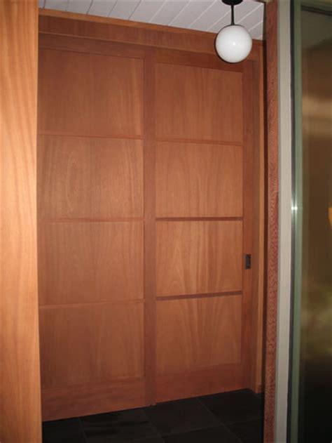 Hallway Closet Doors Eichler Doors
