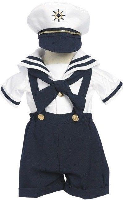 Jy Polo Navy Sailor Boyset sailor set boys navy white nautical set infant 3 12m toddlers 2t 4t ebay