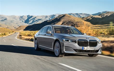 Bmw 7 Series 2020 Vs 2019 by A Facelift For The 2020 Bmw 7 Series The Car Guide
