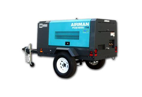 airman pds130s 6b4 portable compressor heavy equipment guide