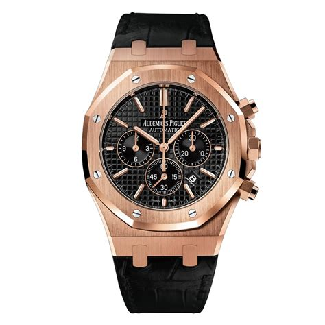 audemars piguet royal oak 18k gold chronograph