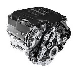 Jaguar V8 Engine Jaguar Xj S V8 Now More Economical Speeddoctor Net