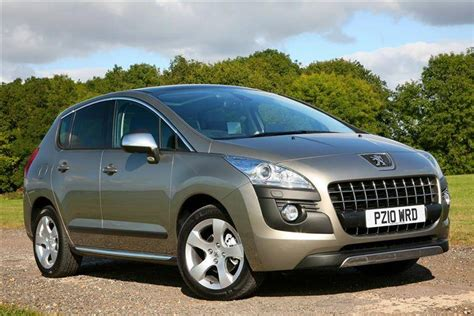 Peugeot 3008 2009 2013 Used Car Review Car Review