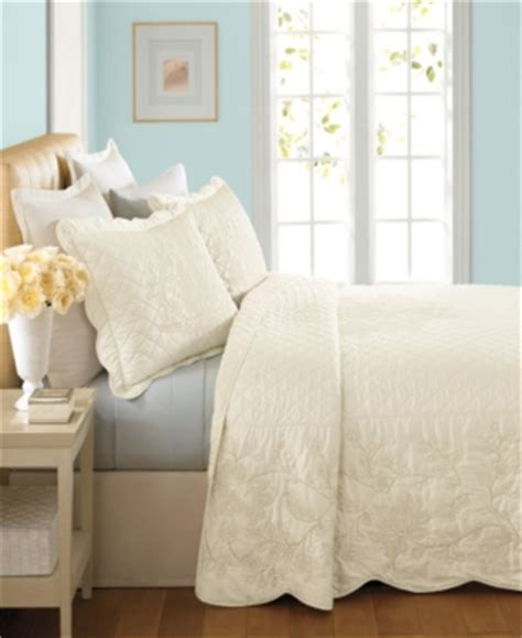 martha stewart matelasse coverlet french country bedding for relaxed traditional elegance