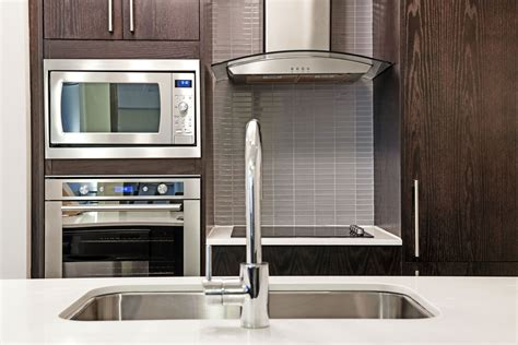 can you put a countertop microwave in a cabinet where to put the microwave home matters ahs