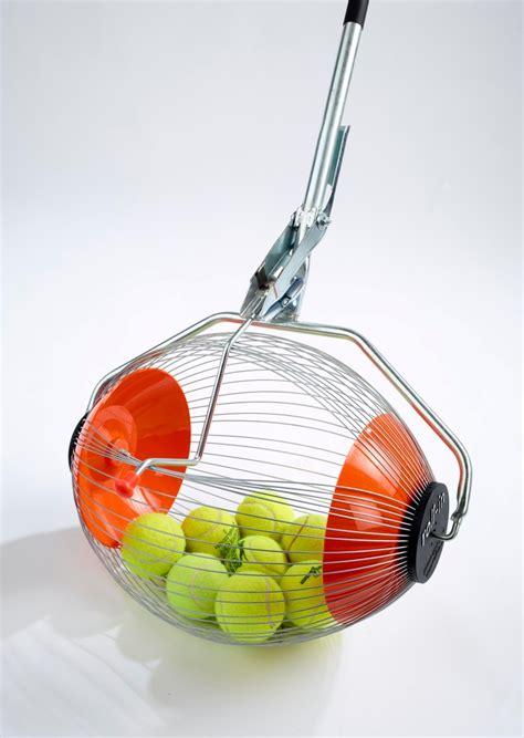 tennis ball collector kollectaball k max the world s best tennis ball collector