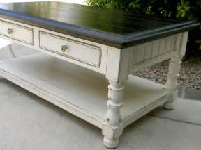 Refinished coffee table and kitchen refinishing cabinet refacing under