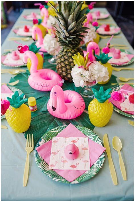 Backyard 1st Birthday Ideas by Flamingo Pineapple Flamingo Backyard And Birthdays