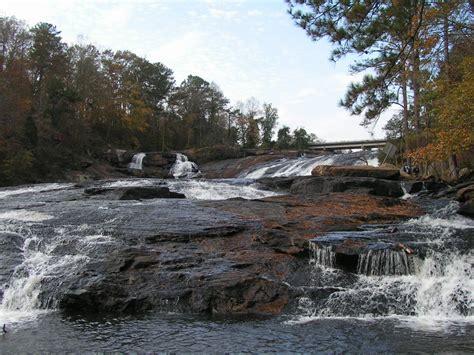 printable waterfalls of sc nc vol 1 on - High Falls Garden