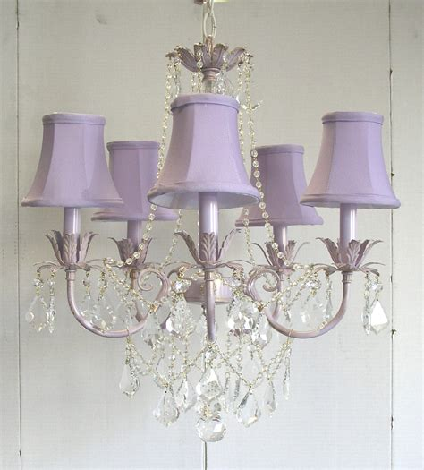 Nursery Chandelier Transform The Ordinary Room Into Luxurious With Nursery