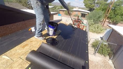 How To Make A Paper Roof - roofing paper and proper installation
