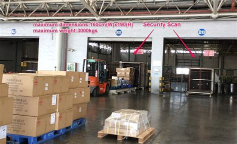 procedures of air freight shipping from china ts freight
