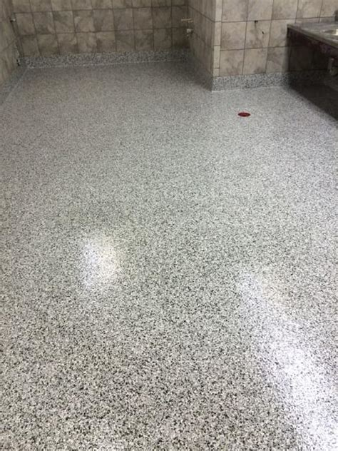 Resin Flooring by Clear Epoxy Resin Flooring What You Need To Florock