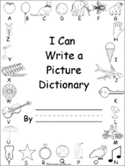 Picture Dictionary Pdf