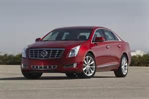 Cadillac Sedan Xts Cadillac Xts Commercial Out Autoevolution