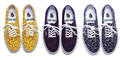 kenzo  vans authentic floral patterns sneaker pack highsnobiety