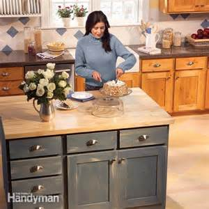 organize kitchen storage with kitchen cabinet rollouts the family handyman - 17 best images about alacenas de cocinas on pinterest sliding shelves fitted kitchens and postres